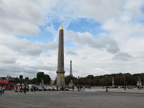 Photo: Day 4. Place de la Concorde, before diving into the Louvre.