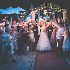 Wedding photographer Pawel Klimkowski (klimkowski). Photo of 11.07.2017