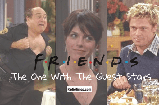 41 Friends guest stars you may have forgotten – all the celeb cameos
