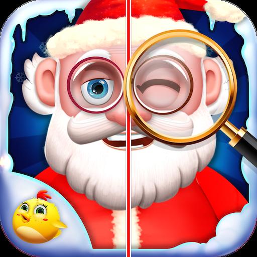 聖誕老人現貨的差異 休閒 App LOGO-硬是要APP