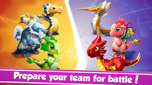 Dragon Mania Legends [Mod] - Đảo rồng
