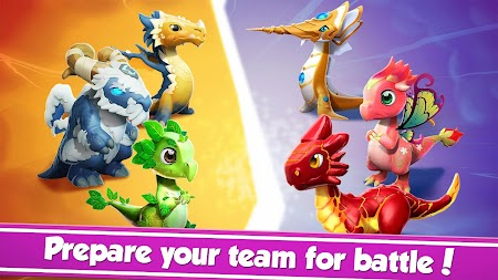 Dragon Mania Legends APK screenshot thumbnail 4