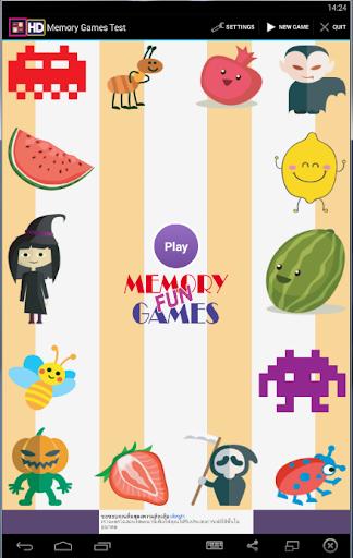 MemoryBoostGames