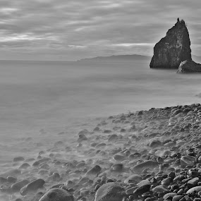 Ampere Rock by Jaime Singlador - Landscapes Waterscapes