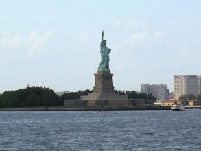 Photo: El más famoso simbolo de New York.