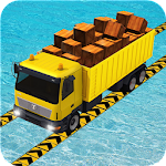 99% Impossible Cargo Truck Driver Icon