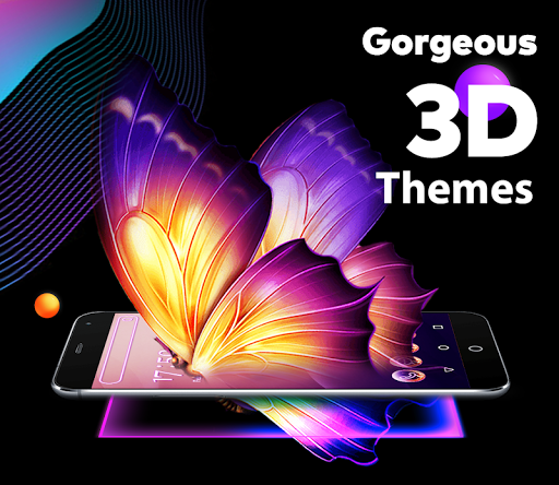 Bling Launcher - Live Wallpapers & Themes 1.0.3 4
