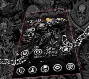 Hell Devil Death Skull Theme 5