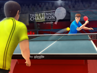 Table tennis champion android apps on google play for 10 table tennis rules