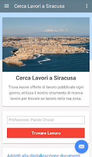 Offerte di Lavoro Siracusa - náhled