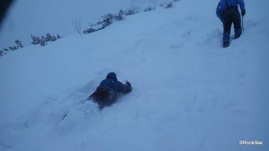 Photo: trošku v snehu...