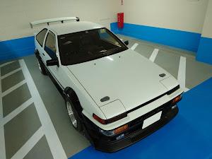 スプリンタートレノ AE86 昭和59年式GT-APEXのカスタム事例画像 おしーんさんの2020年12月20日23:37の投稿