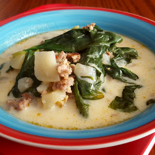 Tuscan Soup With Spinach Recipes