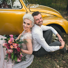 Wedding photographer Kseniya Vorotnikova (KsushaV). Photo of 20.09.2017