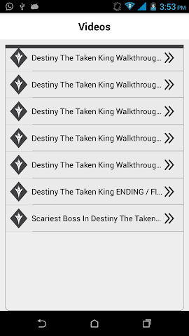 android Guide : Destiny The Taken King Screenshot 3