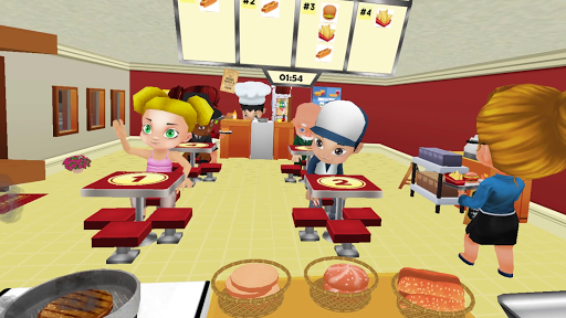 Screenshot for The Cooking Game VR in United States Play Store