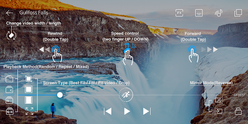 FX Player - video player, cast, chromecast, stream 2.0.2 screenshots 2