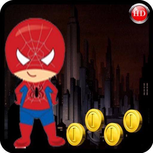 Adventure Spider Boy Run joy