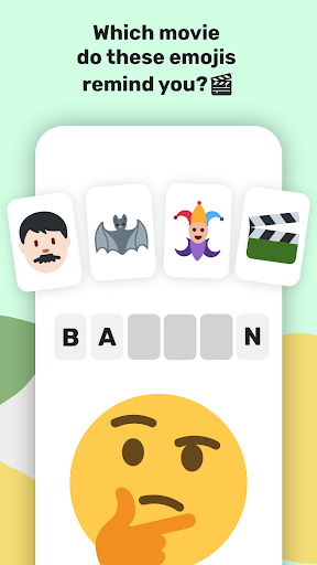Wordmoji screenshot 1