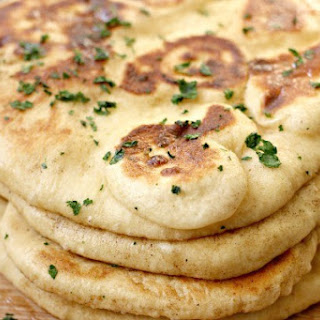Naan Bread With Baking Powder Recipes