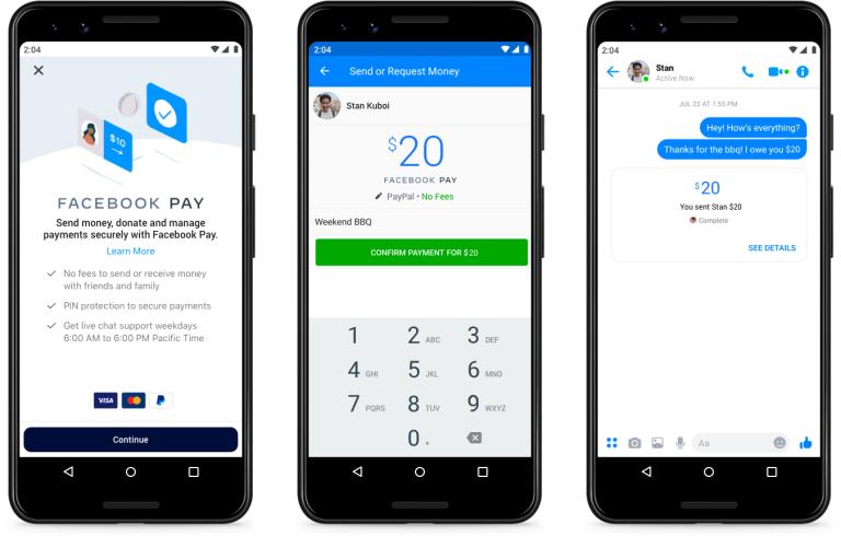 facebook pay kenya