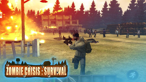 Zombie Crisis: Survival 2.1 Screenshots 6