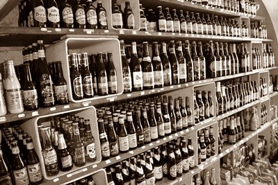 Notre mur de bière du monde. De Maisons-Laffite, du vexin ou d'Argentine, elles viennent du monde entier