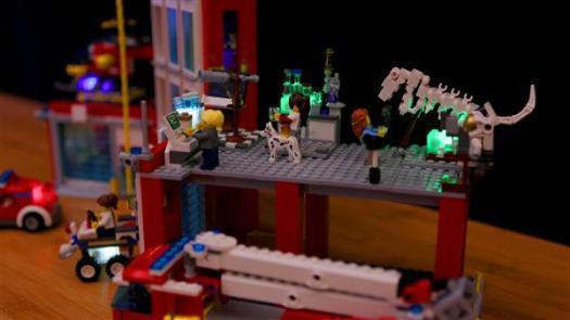 Сделайте свои собственные 3D-печатные светящиеся кирпичи для Lego