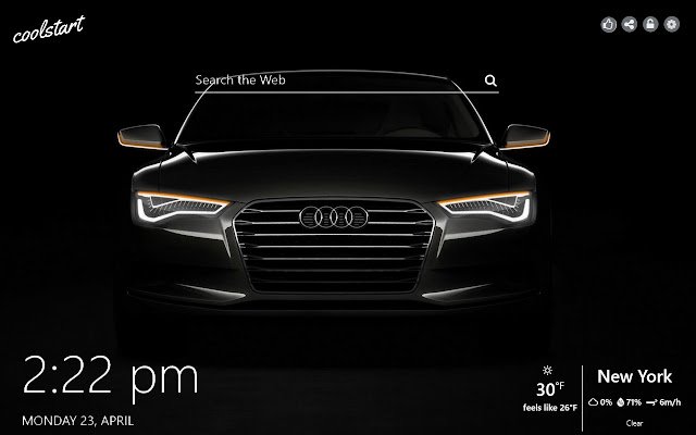 Audi HD Wallpapers ABT  Sports Cars Theme
