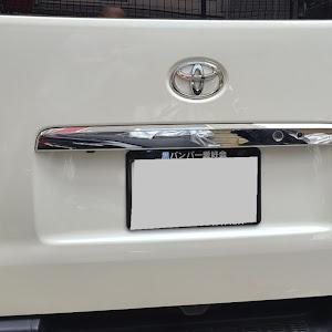 ハイエース TRH200V SUPER GL 2018年式のカスタム事例画像 keiji@黒バンパー愛好会さんの2021年05月07日10:39の投稿