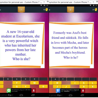 My Grachi Trivia Quiz