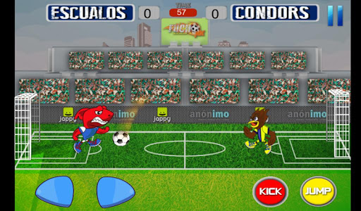 Fucho MX Head Soccer