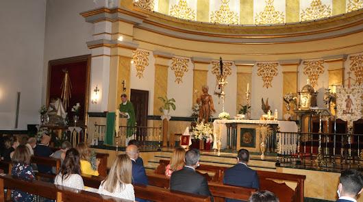 El Ejido celebra la misa de su patrón San Isidro Labrador