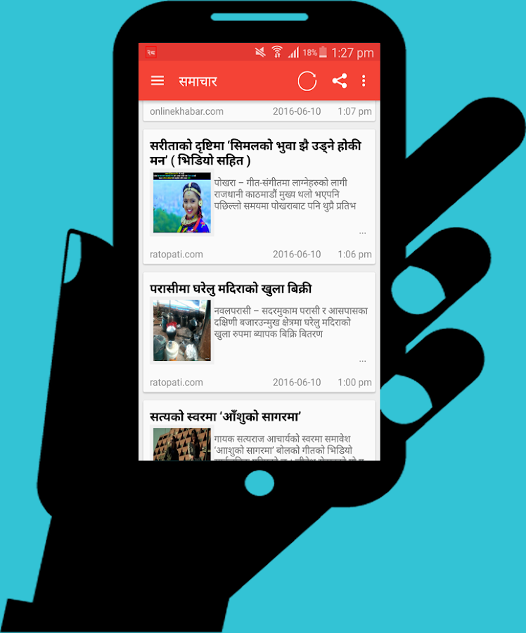 Digital Nepal- screenshot
