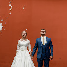 Wedding photographer Mariya Kalinkina (mkalina). Photo of 09.08.2018