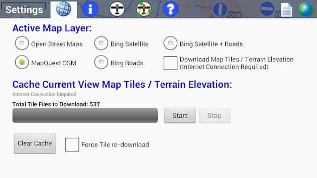 Download ECOPILOT Navigator APK Latest Version App For Android Devices - Current elevation app