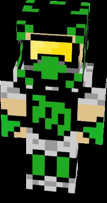 Monster Nova Skin