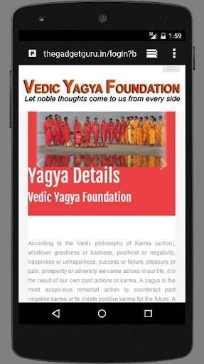 Vedic Yagya Foundation
