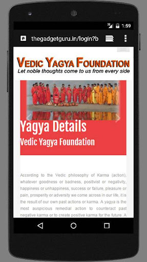 玩個人化App|Vedic Yagya Foundation免費|APP試玩