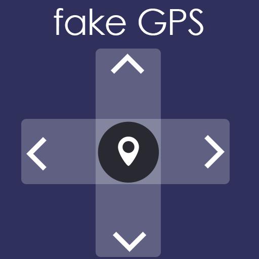 Fake GPS with Joystick 遊戲 App LOGO-硬是要APP