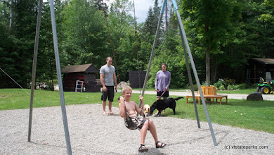 Photo: Playground at Stillwater State Park