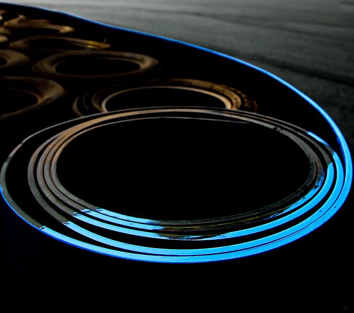 La linea blu di flaviogallinaro