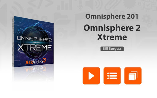 Course For Omnisphere 2 Xtreme