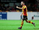 Onur Kayé prêt à jouer avec Malines à Eupen
