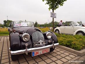 Photo: MORGAN PLUS 4   1964        click for more: www.truck-pics.eu