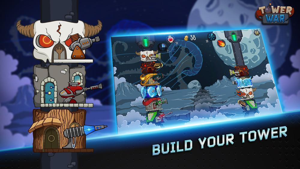 Tower War : strategy games offline - strategy war