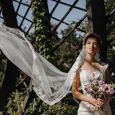 Wedding photographer Natalya Kalabukhova (kalabuhova). Photo of 21.10.2018
