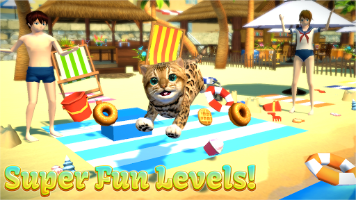 Cat Simulator - and friends 🐾 apklade screenshots 2