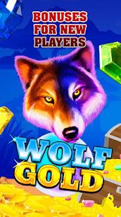 Wolf Gold Fire MOD apk
