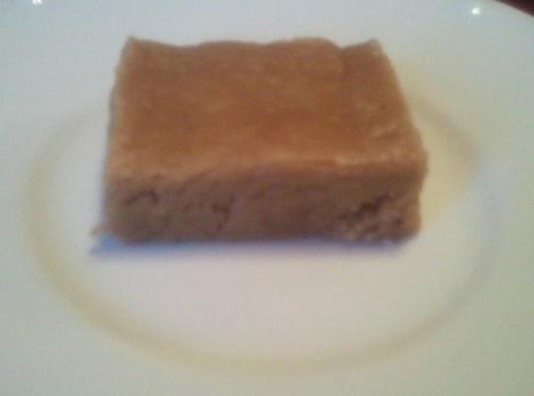 Peanut Butter Squares!